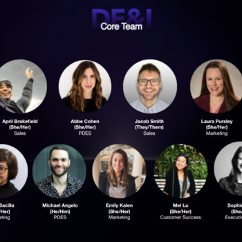 Frame.io, Inc. - Diversity, Equity and Inclusion Core Team members.