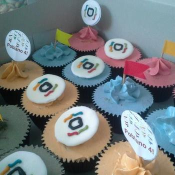 PocketMath - cupcakes!