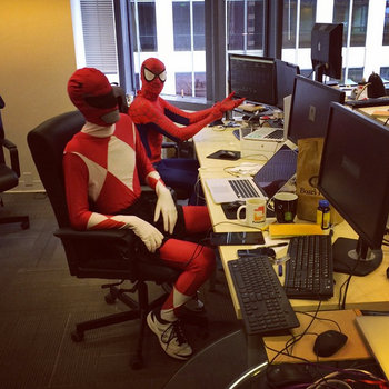 Kamcord - Superheroes by day, hackers by night.