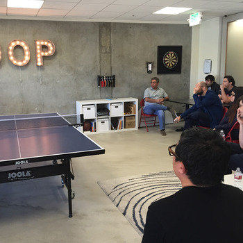 Loop Commerce - Weekly meeting with full team keeps everyone in the know and involved