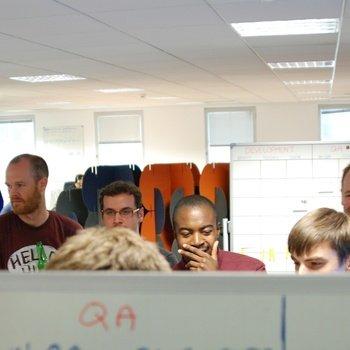 Huddle UK - Company Photo
