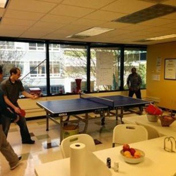 Motorola Solutions, Inc - Heated ping-pong tournaments.
