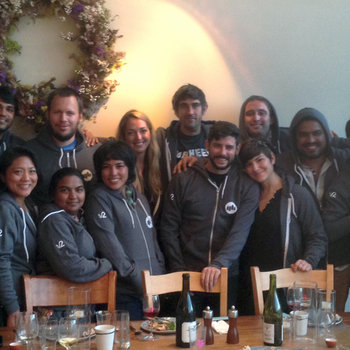 Townsquared - We love good food. We take the time to eat together and celebrate our accomplishments as a team.
