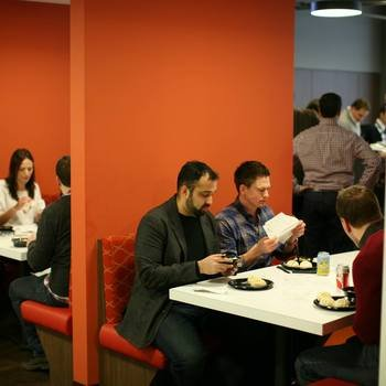 Rightpoint - Free Friday Lunches!