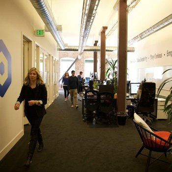 Bitnami - We have a bright, open-plan office with private meeting rooms right near Moscone and BART