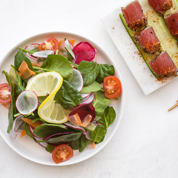 Munchery - Yes, after this photo is taken, you get to eat it.