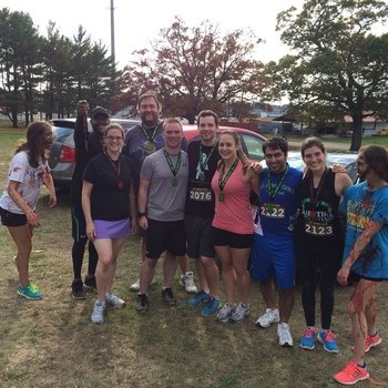 Jana Mobile, Inc. - We also participate in numerous and varied sporting events, just for fun and kicks, like this Zombie Apocalypse run :)