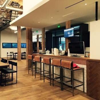 GitHub - Socialize at one of our three kitchen areas, all you can drink coffee is included!