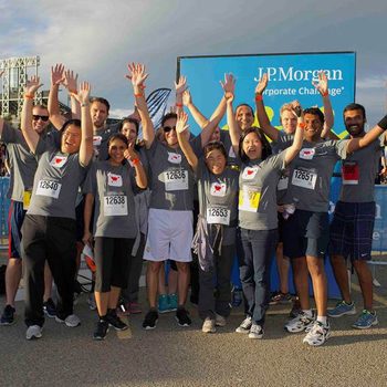 Zoosk - JP Morgan race