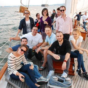 ShopKeep - Company outings in NY Harbor