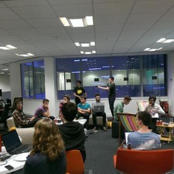 Brandwatch - Student 'BestIn.class' Hack Event.