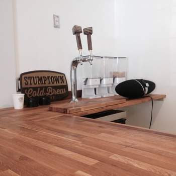 instaBrand Inc. - Coffee Bar