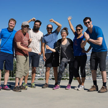 Silversheet - Culture and good values define who we are at Silversheet! When team members aren't revolutionizing the health industry, we are hiking in the Hollywood Hills, traveling to a new city together, or experiencing different restaurants in Los Angeles.