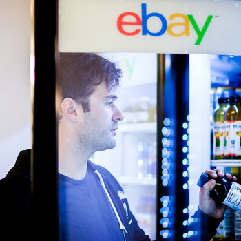 eBay, Inc - There's no shortage of beverages or snacks, plus at least one catered meal a day