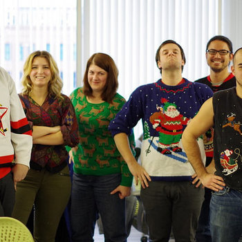 Brad's Deals - Ugly Holiday Sweaters are just one of the ways in which we celebrate!