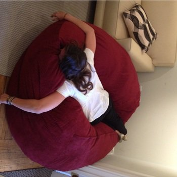 MyTime - We don't have nap rooms, but we do have comfortable bean bags.