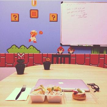 Spokeo, Inc. - Mario Conference Room