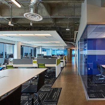TeleSign Corporation - The working area