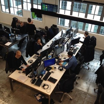 Wonga Technology - Our modern, open plan office in Mornington Crescent, central London, is a great place to work