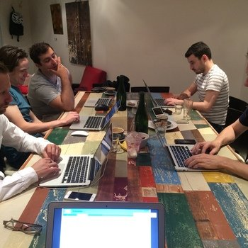 Wonga Technology - We love hack days and hosting meetups