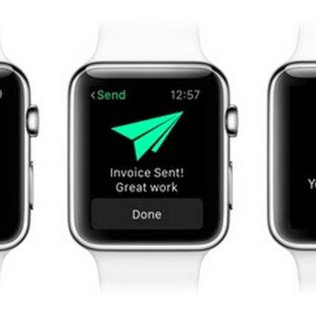 Invoice2go - Invoice2go on the Apple Watch