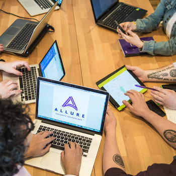Allure Security Technology Inc. - All hands.