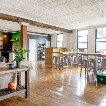 MakeSpace - Come work in our open, modern, SoHo loft space