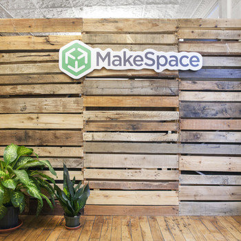 MakeSpace - MakeSpace HQ Entryway