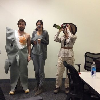 Hopscotch Technologies - Halloween!