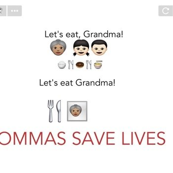 Hopscotch Technologies - Commas save lives!