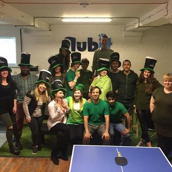 FLUBIT LIMITED - St. Patricks Day at Flubit