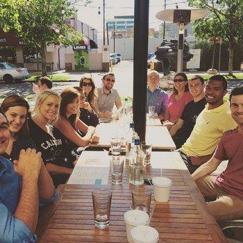 BiggerPockets - Team lunch