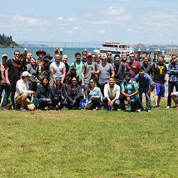 ClearSlide - Engineering Team Offsite at Angel Island