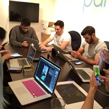 PumpUp - QA with the team before a big product release!