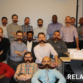 Relay Graduate School of Education - Everyone loves raising money for a good cause, such as Movember.