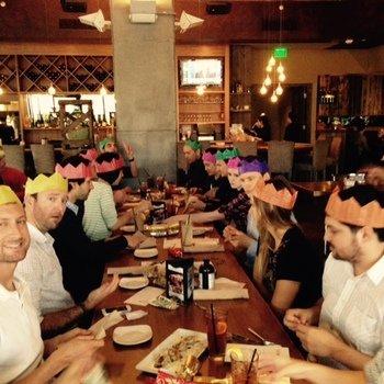 SonoSim, INC. - Holiday Party 2014