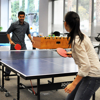BloomReach - Ping pong tournaments exist here