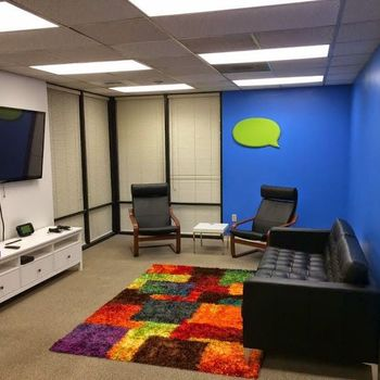 UserTesting - Our comfy Mountain View, CA lounge