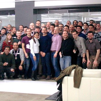 Gilt Groupe - Dublin + Ireland + Japan + remote = a huge turn-out for our annual Architecture Summit!