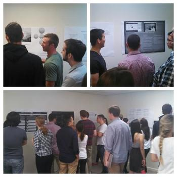 UserTesting - Intern poster session, summer 2015.