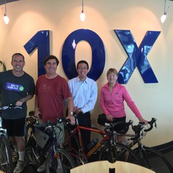 Solekai Systems - Bike to work day!