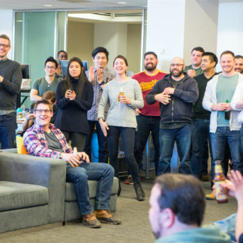 Wyng - Our All-Hands Meetings enable transparency across the whole company and ensure that you have the intro you need to rock your job