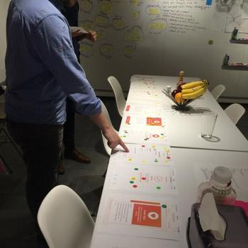 Give Lively - Synthesizing user feedback. Whiteboarding trends.