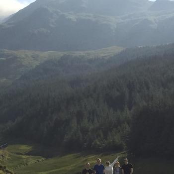 Praetorian - Scotland trip with friends
