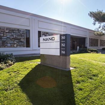Nanoport Technology Inc. - Nano's sunny Sunnyvale CA office.