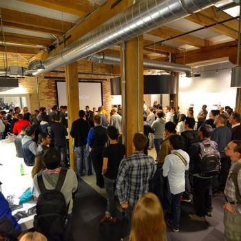 BioConnect - We host awesome tech meetups in our sweet offices