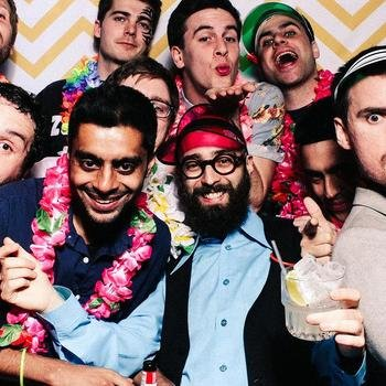 onefinestay HQ - Some of our Tech team at our recent birthday party