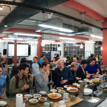 onefinestay HQ - iOS Meetup November @ onefinestay offices