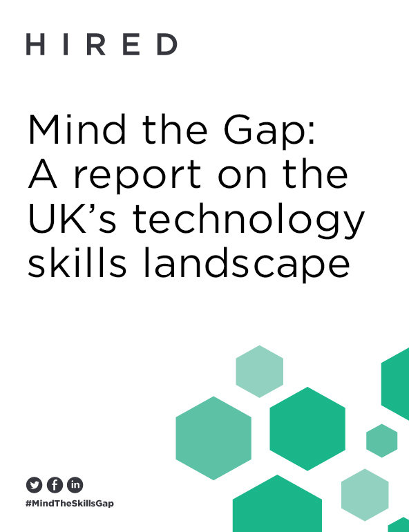 Mind the Gap: A report on the UK's technology skills gap Thumbnail