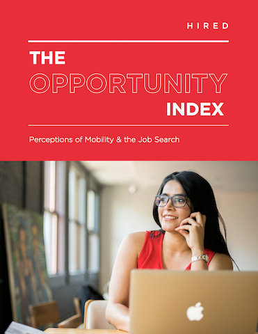 The Opportunity Index: Perceptions of Mobility & The Job Search Thumbnail